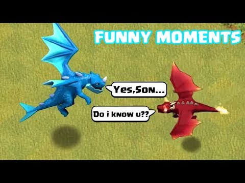 ULTIMATE Clash of Clans Funny Moments Montage | TH 12 Update Special |