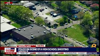 FULL COVERAGE: High School Shooting In Knoxville, Tennessee