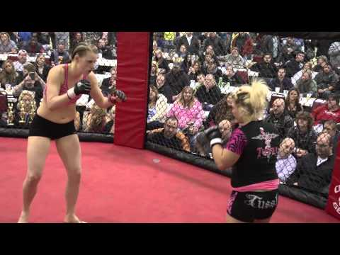 Central Illinois Throwdown XIV Fight 24: Ashley Taylor VS Jenna Fox