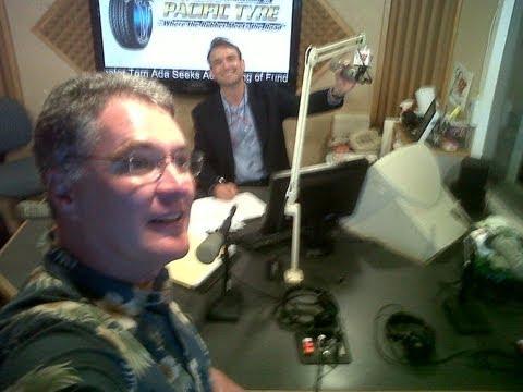Avery Munson Guam Radio Interview K57 NEWSTALK