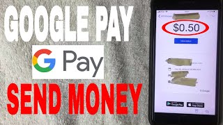 ✅  How To Send Money With Google Pay 🔴