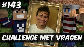 Minecraft survival #143 - CHALLENGE MET VRAGEN!