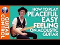 How to play peaceful easy feeling on acoustic guitar eagles song lesson guitar control mp3