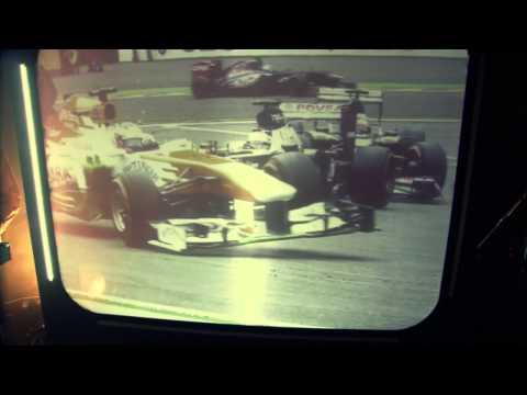 PUBLIC SERVICE BROADCASTING - BBC Formula One (