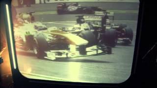 BBC FORMULA ONE - End of 2013 Season Outro Video by Public Service Broadcasting