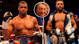 Frank Warren: We want to do Joyce v Dubois for the British, Commonwealth and European belts