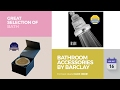 Bathroom Accessories By Barclay Great Selection Of Bath Products