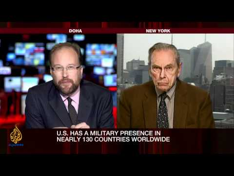 Inside Story - The US Defence Budget