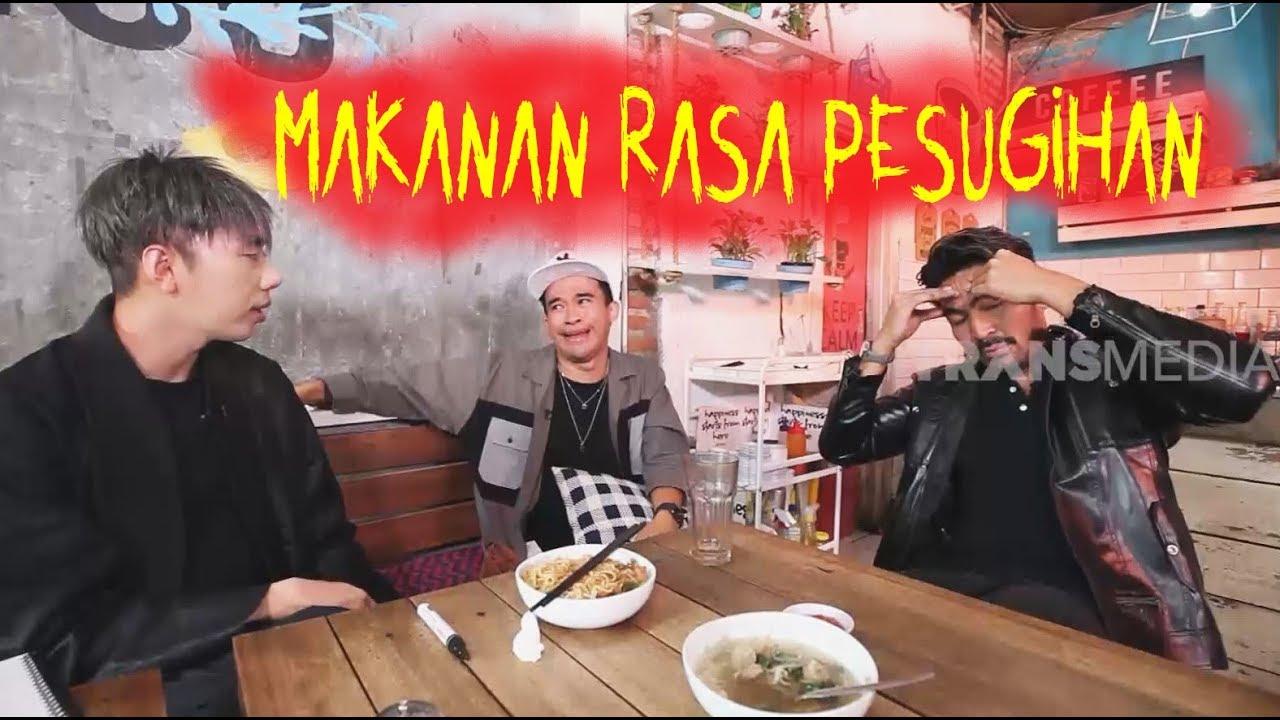 Anwar MUNTAH Makan Makanan Rasa PESUGIHAN | YANG TAK TERUNGKAP (26/01/20) Part 1