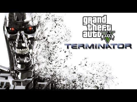 GTA V - Terminator (Rockstar Editor Cinematic)