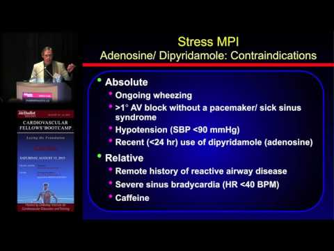 Imaging And Stress Testing (John Mahmarian, MD)
