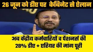 7th Pay Commission Latest DA/DR News | da news for central government employees latest news da