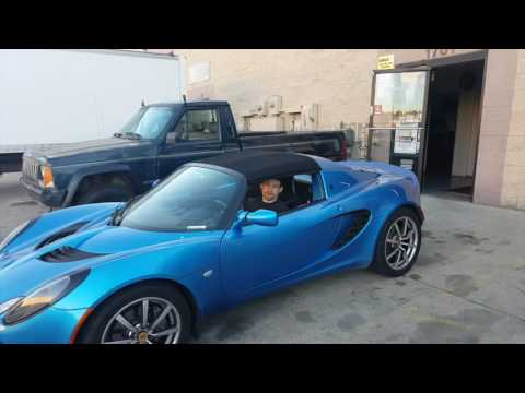 Lotus Auto Repair. Bringing a Luxury Car Back to Life in Denver!