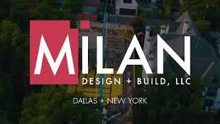 University Park Dallas Texas Luxury Custom Home Builders - Milan Design Build