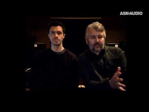 Lurssen Mastering House: The Art of Mastering with Gavin Lurssen and Reuben Cohen - 1. Mastering Con