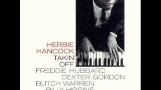 Herbie Hancock  TAKIN OFF 1962