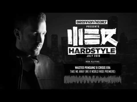 Brennan Heart presents WE R Hardstyle July 2016