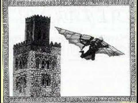 Atrocity The Flight Of Abbas Ibn Firnas