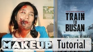 TRAIN TO BUSAN Train Attendant Zombie | Kris Lumagui