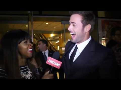 """William Levy Shares His Personal Addiction at """"Addicted"""" Premiere"""