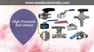 Needle Valve - Hydraulic needle valve, needle valve manufacturers