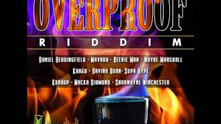 DJ Hollywood Overproof Riddim Mix