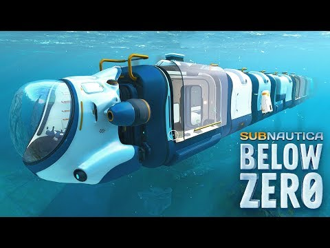 NEW LONGEST SEA TRUCK IN SUBNAUTICA! - Subnautica Below Zero Update!