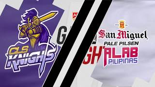 CLS Knights Indonesia v San Miguel Alab Pilipinas | Highlights | 2018-2019 ASEAN Basketball League