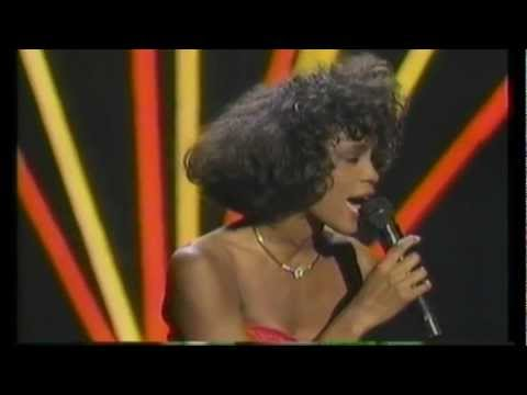 Whitney Houston- AMA's 1988 - (Part 1) Receives Award & Performs 'Where Do Broken Hearts Go'