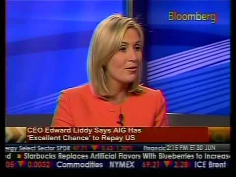 Recap - AIG Shareholder Meeting - Bloomberg