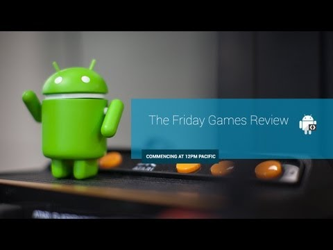 The Friday Games Review