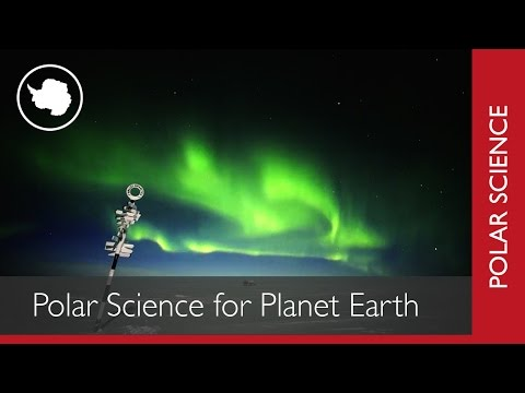 Polar Science for Planet Earth