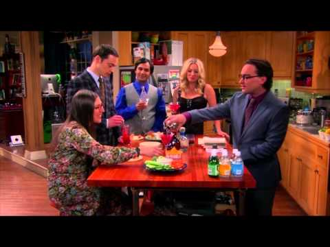 The Big Bang Theory Season 6 Ep 19 - Best Scenes