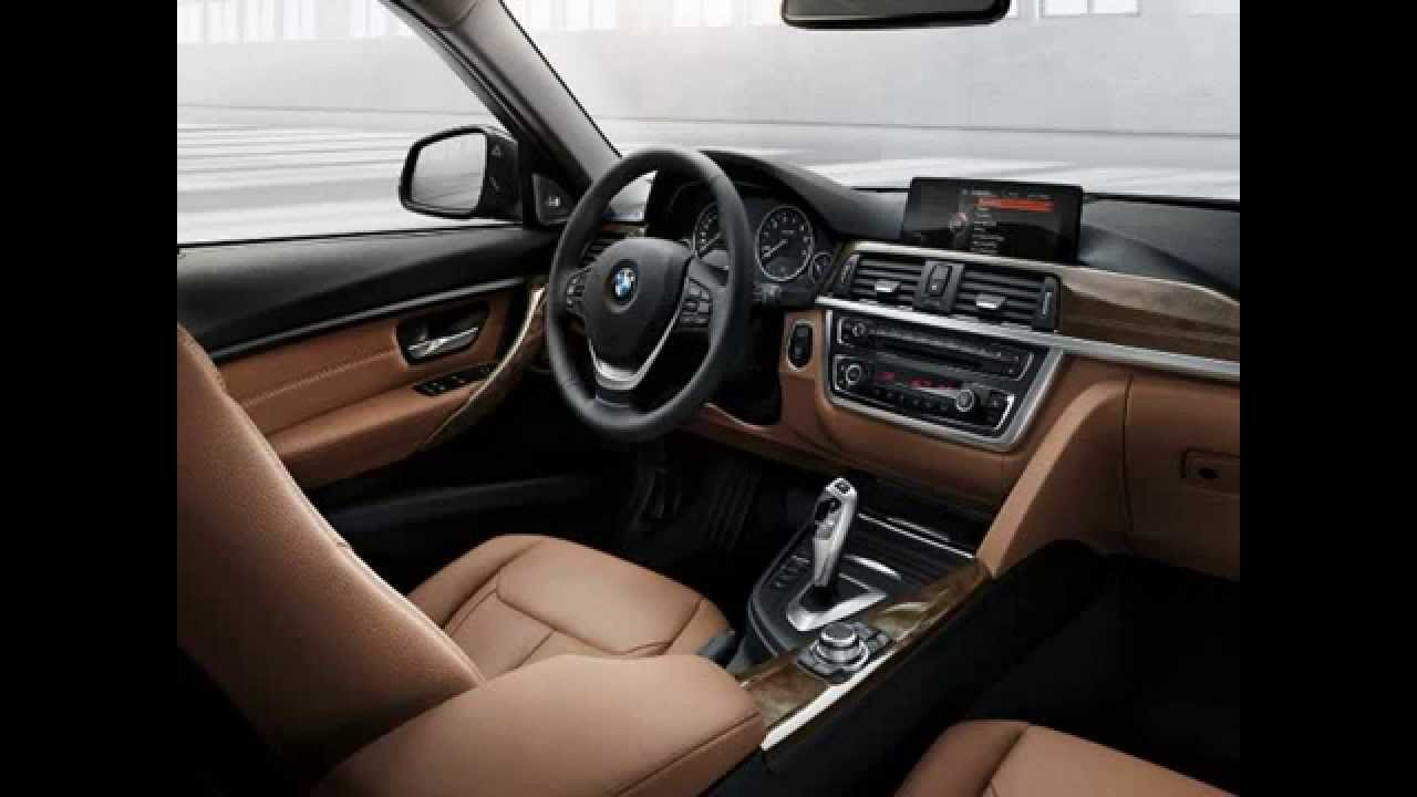 BMW Series 3 Interior - YouTube
