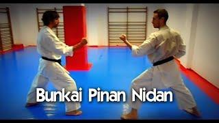Bunkai Kumite Pinan Nidan (Shito-Ryu)