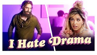 "The Girl Who ""Hates"" Drama 