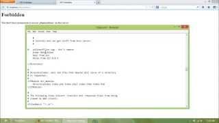 How to fix 403 forbidden error in wamperver 100% work!