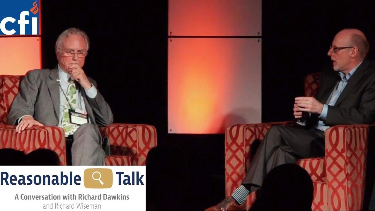 59 Seconds Richard Wiseman richard dawkins and richard wiseman in conversation on