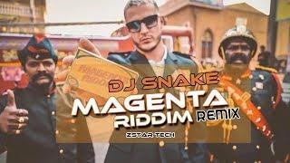 Dhol Tasha cover | DJ Snake - Magenta Riddim | Magenta riddim cover by Dhol Tasha | ढोल ताशा