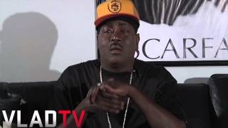 Trick Daddy on Drinking & Eating Well Despite Lupus