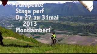 """Stage de Parapente """"perf"""" dans les Alpes"""