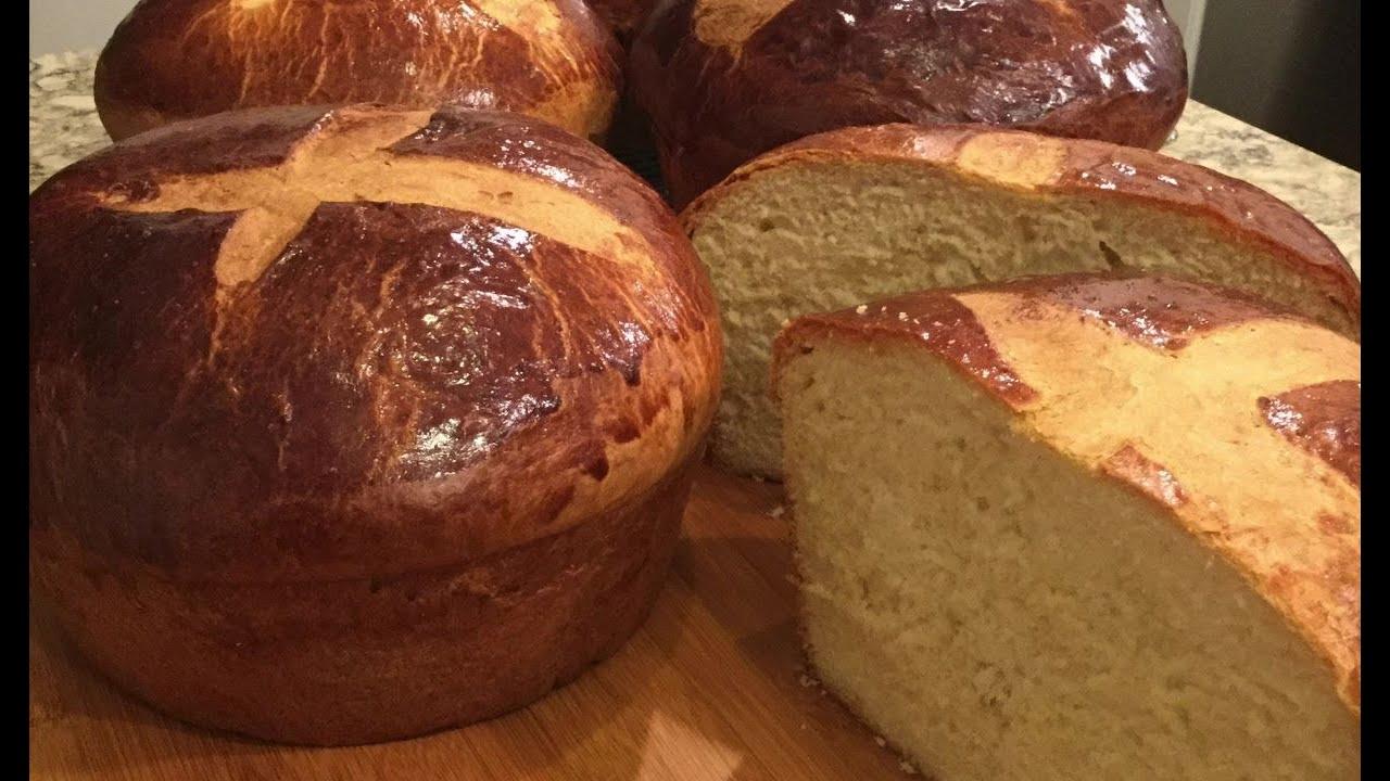 The Best Portuguese Sweet Bread Recipe (Massa Souvada ...
