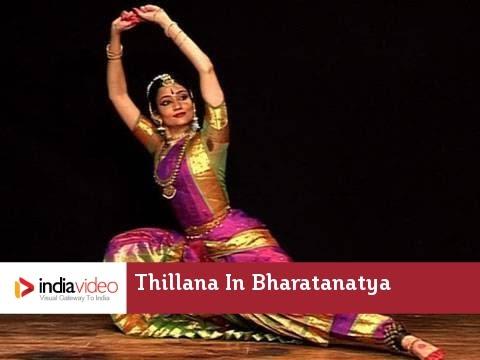 Thillana in Bharatanatyam by Savitha Sastry