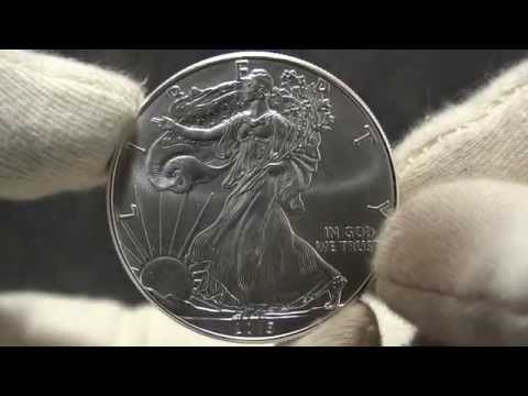 2015 American Silver Eagle 1oz - Watch in 4K