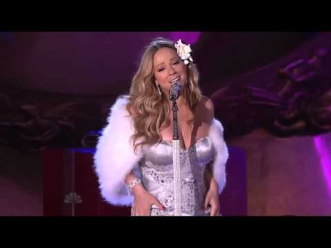 Mariah Carey ,HD,Christmas Time Is In The Air Again, Christmas in Rockefeller Center 2012,HD 1080p