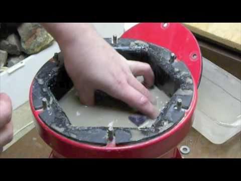 Rock Tumbling The Livingstone Method Part 1 Youtube