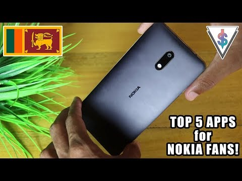TOP 5 Apps you MUST install on your Nokia running Android Nokia 6, Nokia 8, Nokia 5, Nokia 3