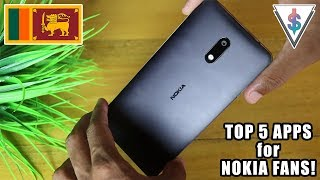TOP 5 Apps you MUST install on your Nokia running Android (Nokia 6, Nokia 8, Nokia 5, Nokia 3)