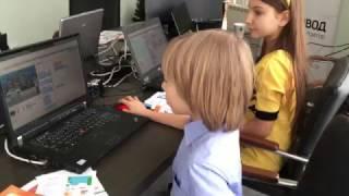 Арсений - SCRATCH-уроки, программирование для школьников
