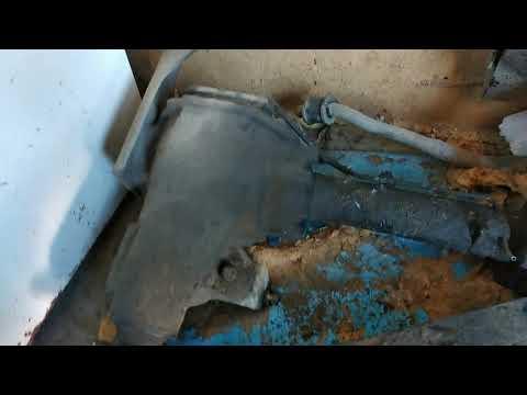 Как снять масленый насос и поддон двигателя на Mitsubishi Montero Sport
